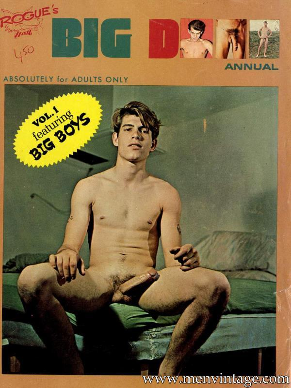 big dicks vintage magazine