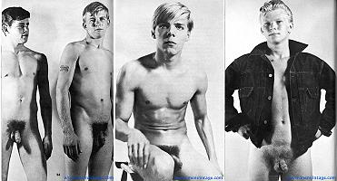 naked muscle guys vintage magazine