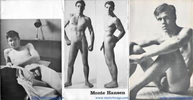 nmale erotic vintage magazine