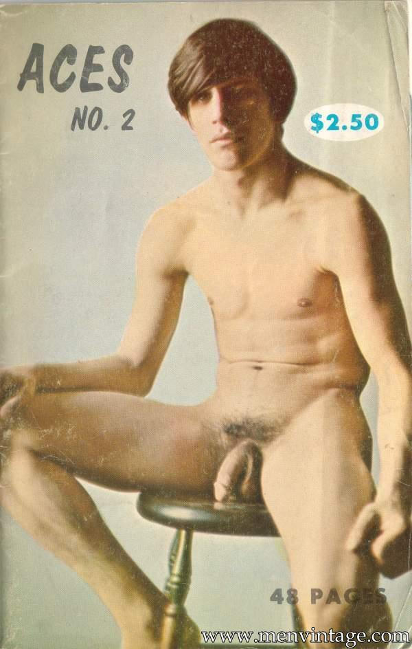 male athletes naked vintage photography