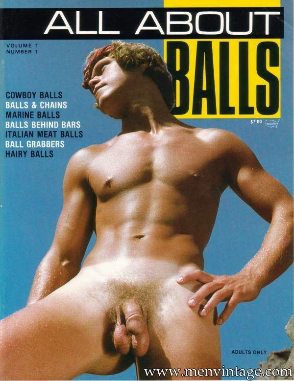 boys balls vintage photos