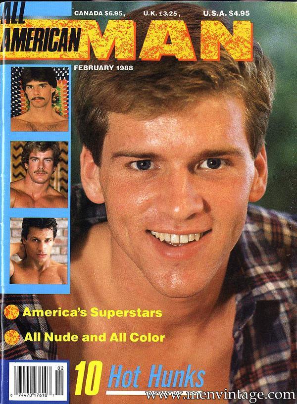 male vintage magazines