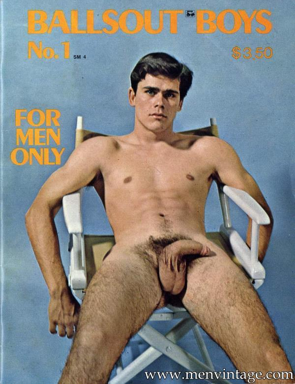 naked boys vintage magazine