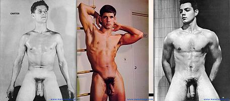 naked vintage muscle men preview