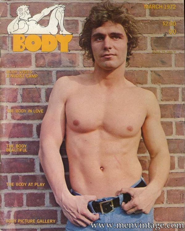 hot guys and boys in vintage erotica