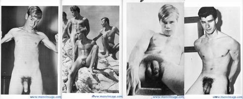 naked boys of kanfy magazine