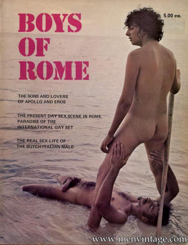 boys vintage erotica