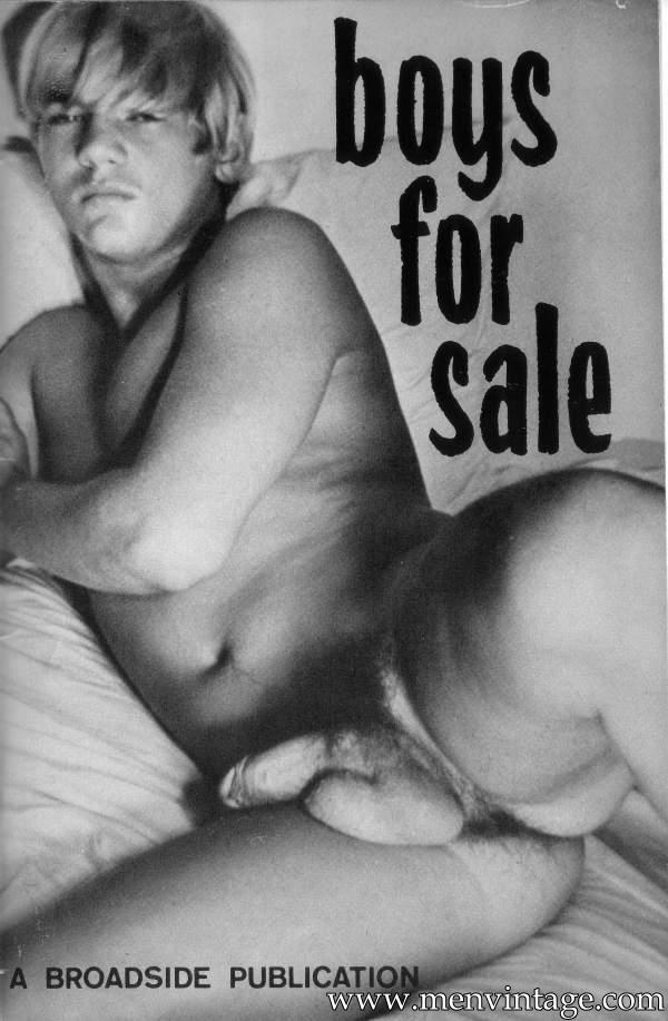 boys vintage magazine erotica