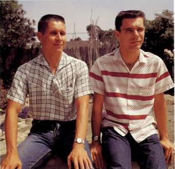 photos from California boys introduction