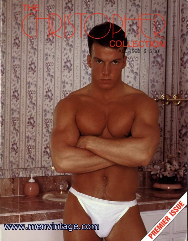 Hot sexy muscle men naked in male erotic art