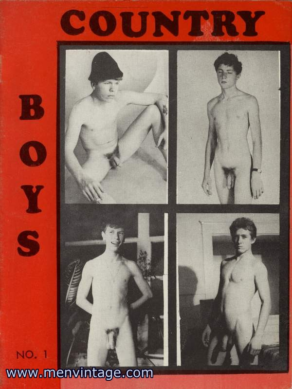 Young boys naked in male erotica