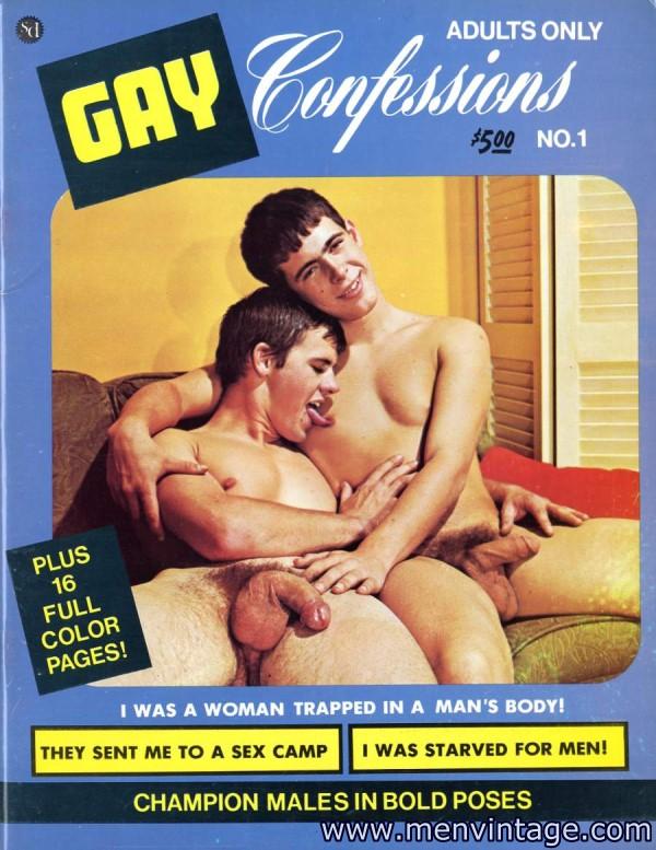 male vintage art erotica