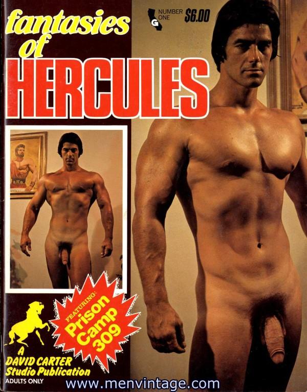 Erotic male naked photos of David Carter