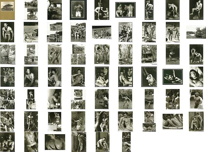 screen shots of male vintage erotic magazine