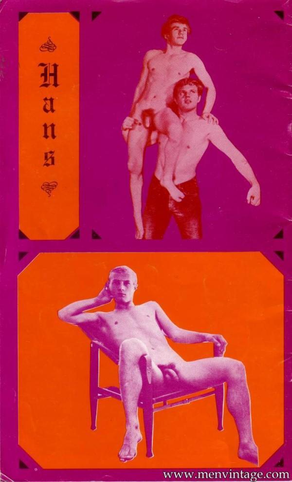 Naked vintage boys images