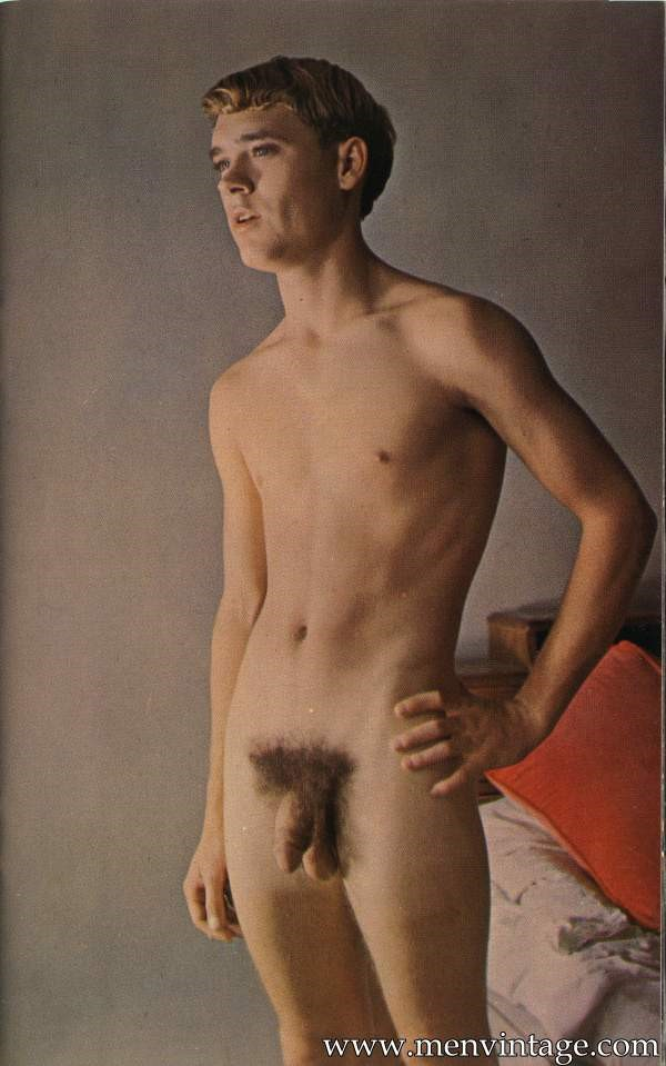 sweet naked boys vintage erotica