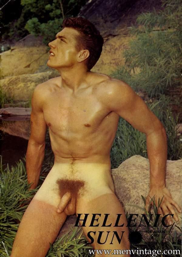 Hot nude male erotica