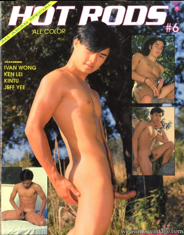 naked asian boys vintage erotica