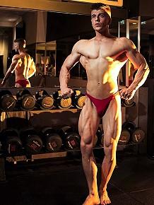 Muscle men webcam sex chat