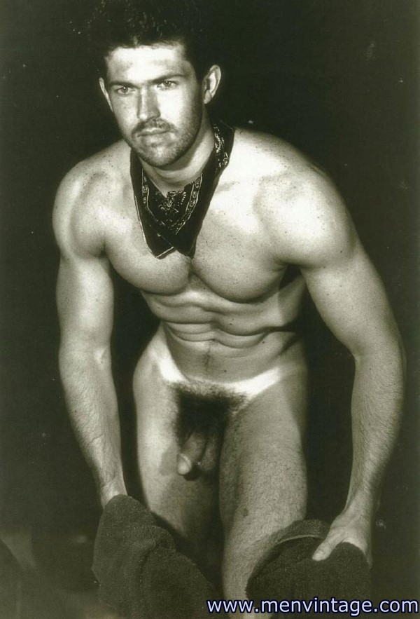 from Raymond vintage naked muscle men