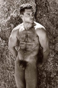 Hairy muscle men naked outside erotica