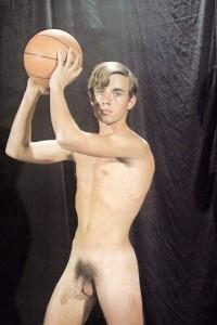 nude boys in vintage photo art