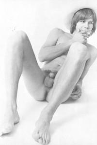 naked boys in erotic gay art