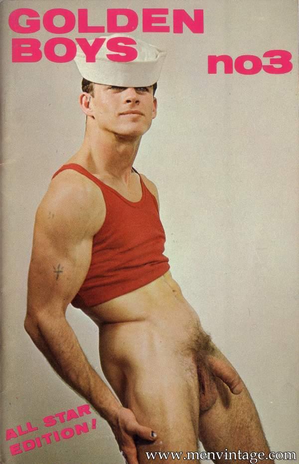 Golden Boys male vintage erotica
