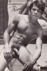 sweet muscle guys in male vintage erotica