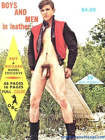 Boys And Men In Leather