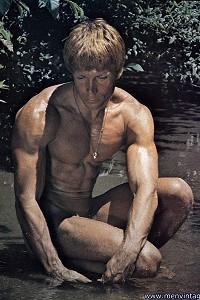 nude guys vintage photo art