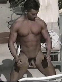 Muscle men erotica