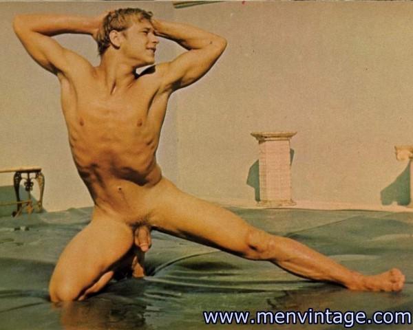 Naked Men Posing