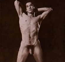 sportsmen naked